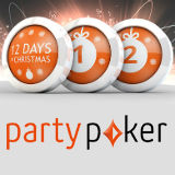 12 days of christmas party poker