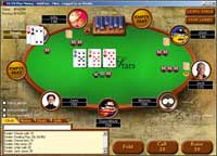 2001 PokerStars bord