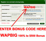 partypoker bonus - how to enter the bonus code