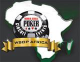 2012 WSOP Africa Schedule