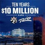 2014 World Series of Poker commence le 27 Mai