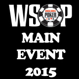 2015 WSOP Main Event dag 1b