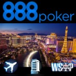 2015 WSOP Satellites Main Event 888 Poker