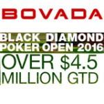 Bovada Poker Série de Tournois 2016