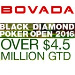 Bovada Torneo di Poker Serie 2016