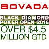 2016 black diamond poker open