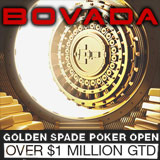 Bovada Poker Turneringsserie GSPO 2016