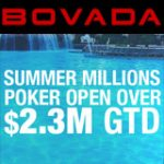 2016 Summer Millions Poker Open Bovada