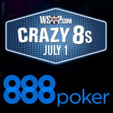 WSOP Crazy Eights Turnering 2016