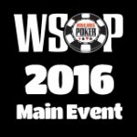 2016 WSOP Main Event Table Finale Joueurs