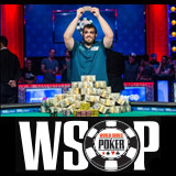 Campeão do WSOP 2017 Main Evento