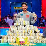 Campeão do Main Event WSOP 2018