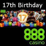 888 birthday bonus
