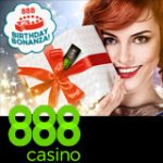 888 Casino 20th Birthday Bonanza