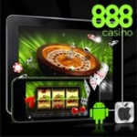 888 Casino iPad App y iPhone