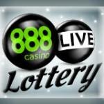 888 Live Casino Lotterie