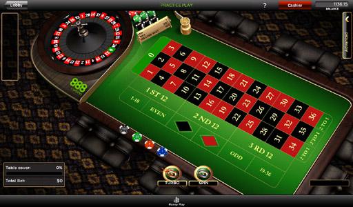 Euro casino 888