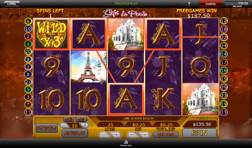 888 casino slot games