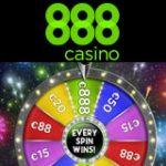 888 Casino ohne Einzahlungsbonus 2017