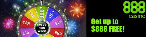 888 casino senza deposito codice bonus