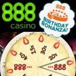 888 Casino Promo Code - 20th Birthday