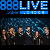 888Live London Poker Turnierserie