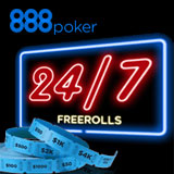 888poker 24/7 freerolls