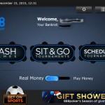 888 Poker App Forbedringer