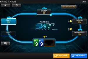 888 Poker App Android - 888 Snap Poker App