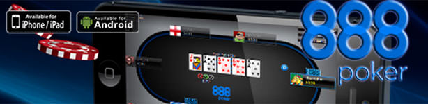 888Poker Android App for Mobile Phones