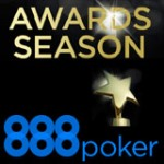 888 Poker Torneio Awards Season