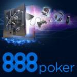 888 Poker Romper la Bóveda Promoción