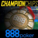 888 Poker Champion Chip Torneos de la Serie