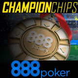 888 Poker ChampionChip Turneringar 2017