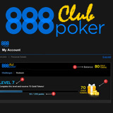 888 Poker Club Freeroll Tournaments