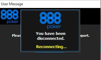 888 Poker Down Again - Network Issues