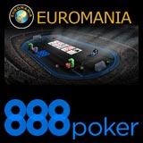 888 poker euromania