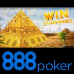888 Poker Goldene Pyramiden-Turniere