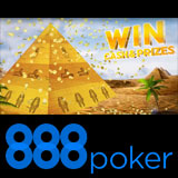 888 Poker Golden Pyramid turneringer