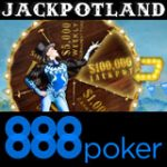 888 Poker Jackpotland Promotion