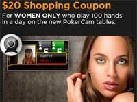 888 Poker Damen
