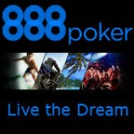 888 Poker Live the Dream Freeroll-Turniere