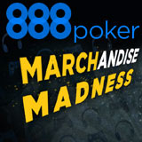 888 Poker March Madness Promoción