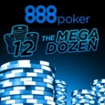 Mega Dozen Turneringen 888Poker