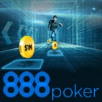 888Poker Million Dollar Opprykk 2015