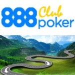 888 Poker Jetons et Points
