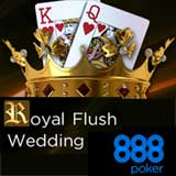 888 poker royal flush