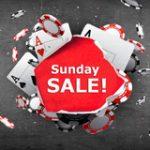 888 Poker Søndags Turneringer Særlige