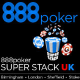 Super Stack 888 Poker Turneringer