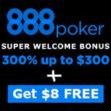 888 poker super welcome bonus